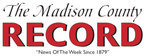 Breaking News Email Newsletter for Madison County Record